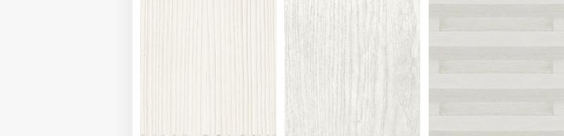 Варианты оттенков белой мебели