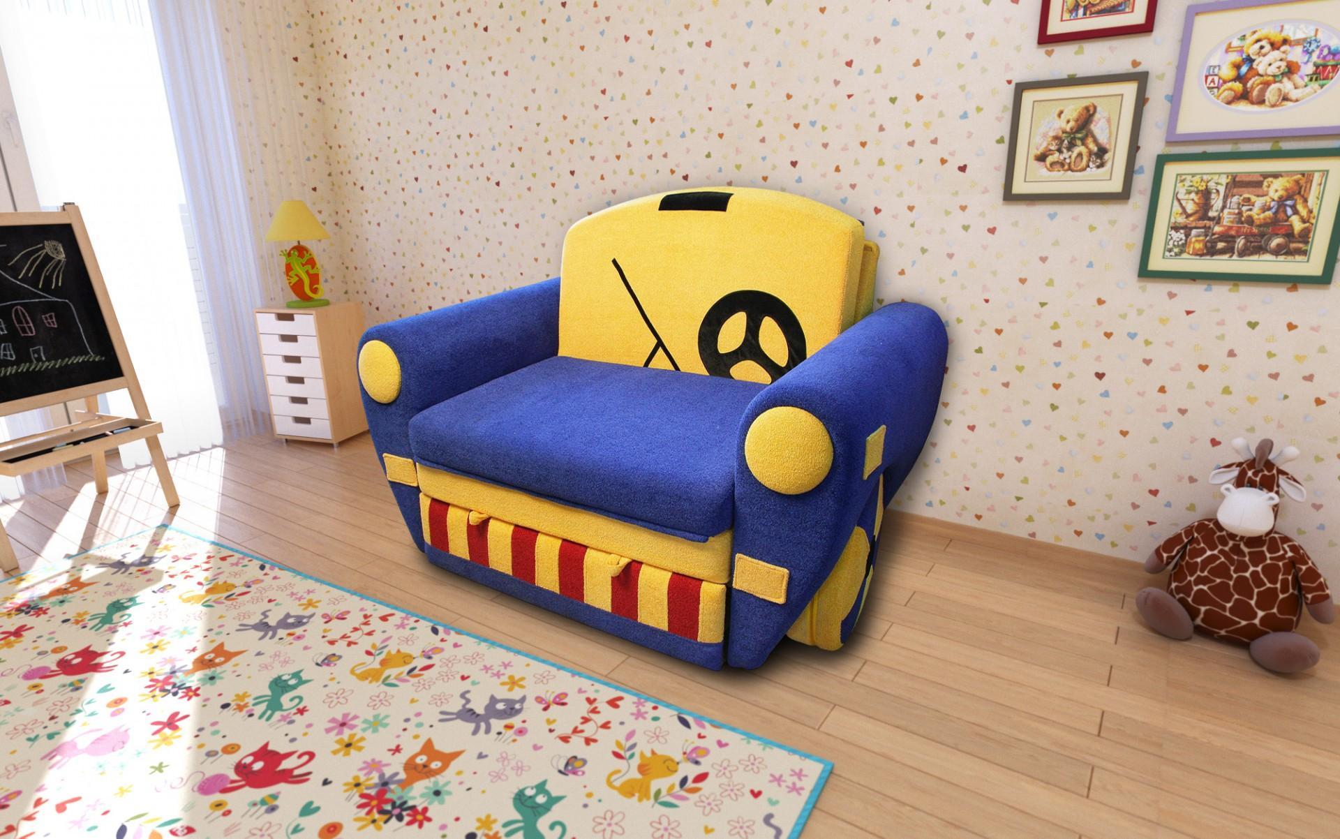 Детский диванчик М-Стиль Бумер