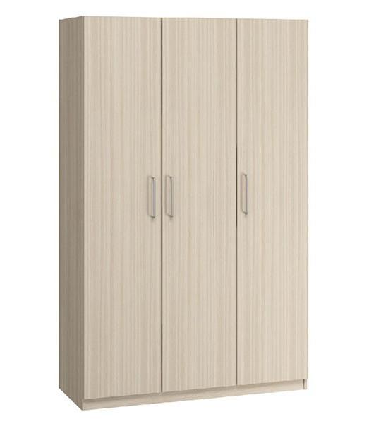 Шкаф Боровичи 3-х дверный М5.19