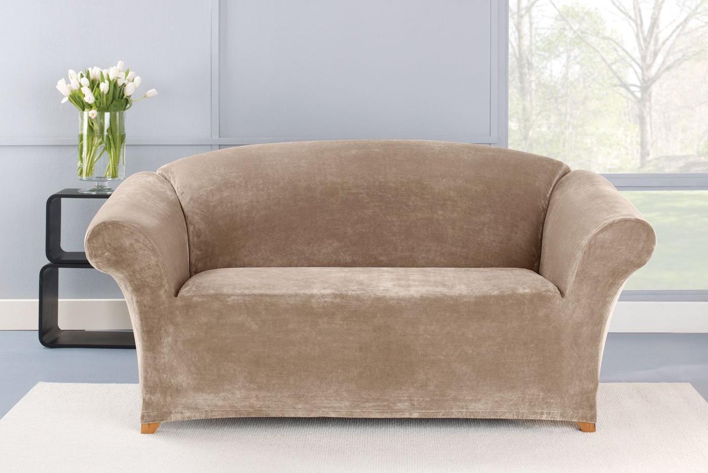 Чехол на двухместный диван Медежда Бруклин