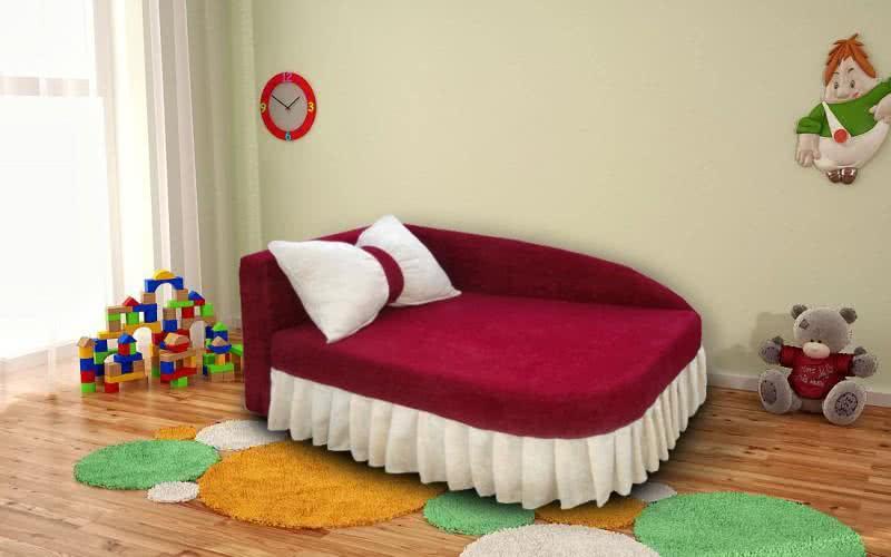 Детский диванчик М-Стиль Аленка