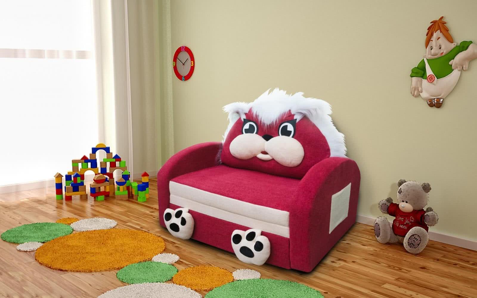 Детский диванчик М-Стиль Мурка