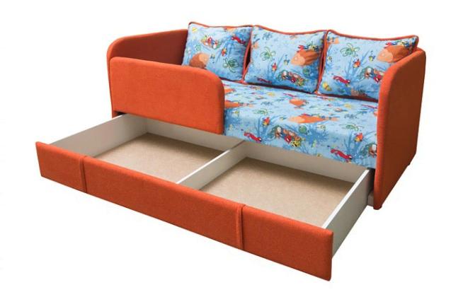 Детский диванчик М-Стиль Киви