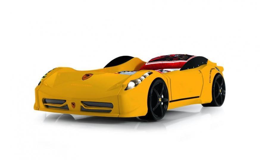 Кровать-машина WERT Mobilya F1 Aero Spider