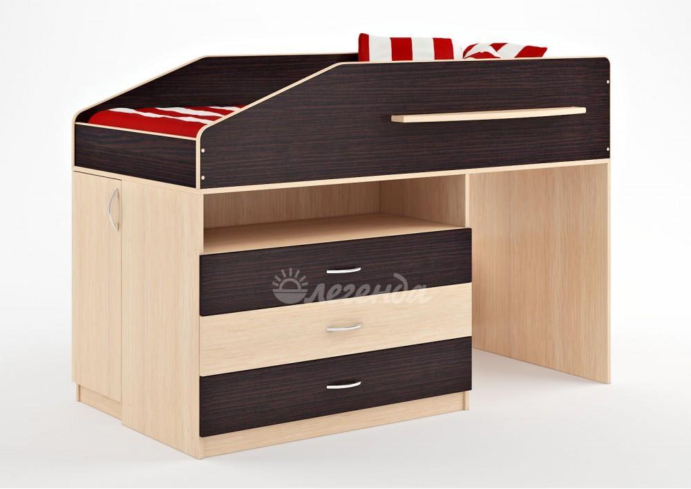 Кровать-чердак Легенда 12