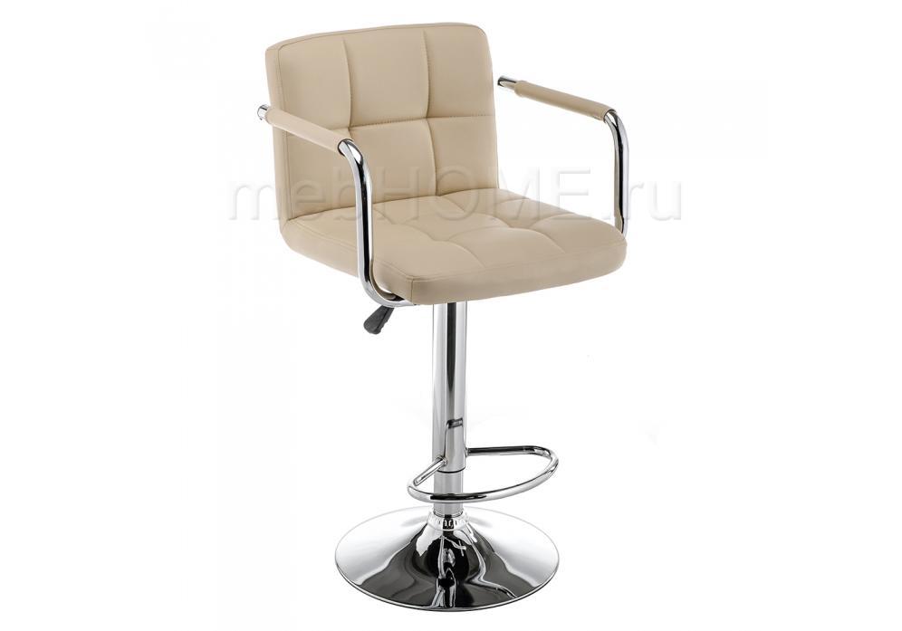 Барный стул Woodville Turit бежевый