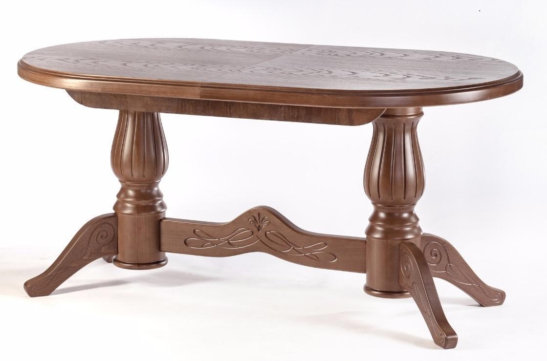Стол обеденный Мебелик Рифей 01 раздвижной