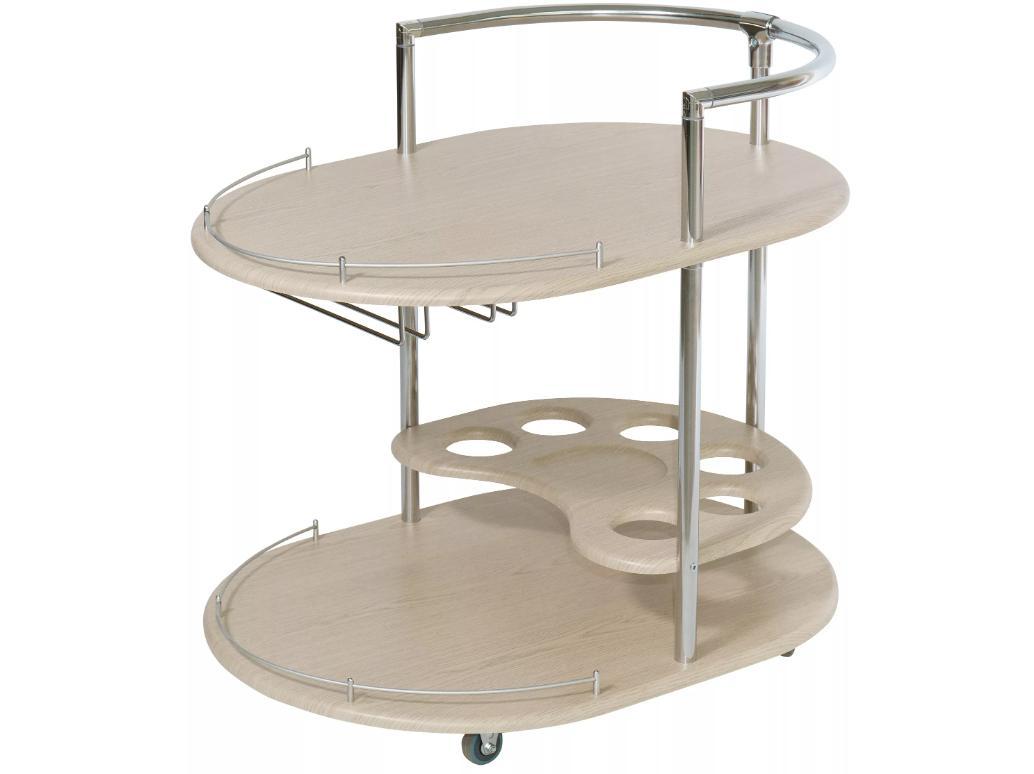 Стол сервировочный Мебелик Официант