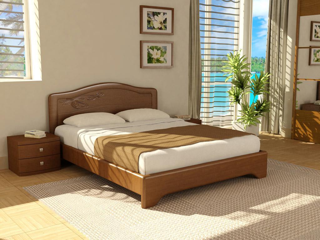 Купить большую кровать недорого