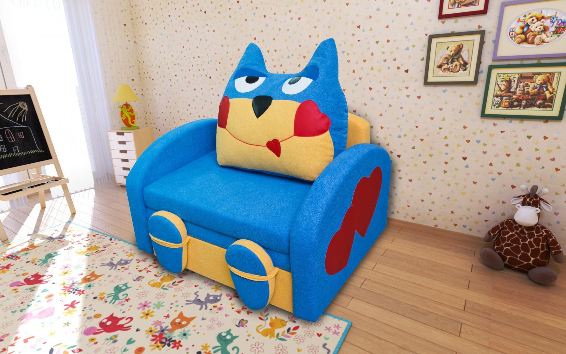 Детский диванчик М-Стиль Чешир