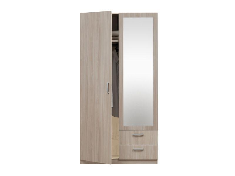 Шкаф 2-дверный Боровичи Эко, арт. 5.13 Эко