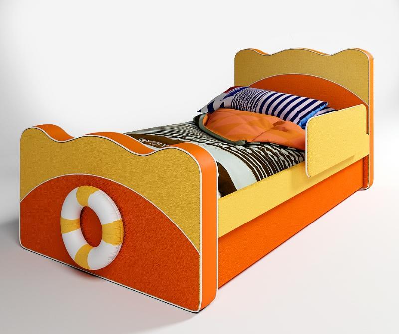 Кровать Blanes Капитан