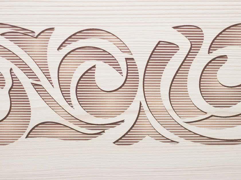 Панель с крючками комбинированная с зеркалом Витра Мэри, 39.07