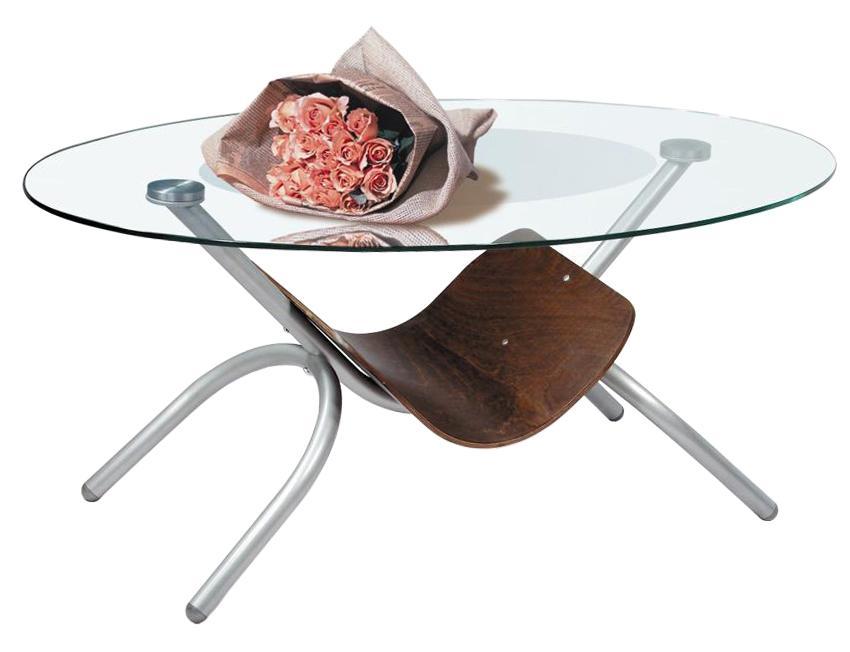 Журнальный столик Мебелик Дуэт-2
