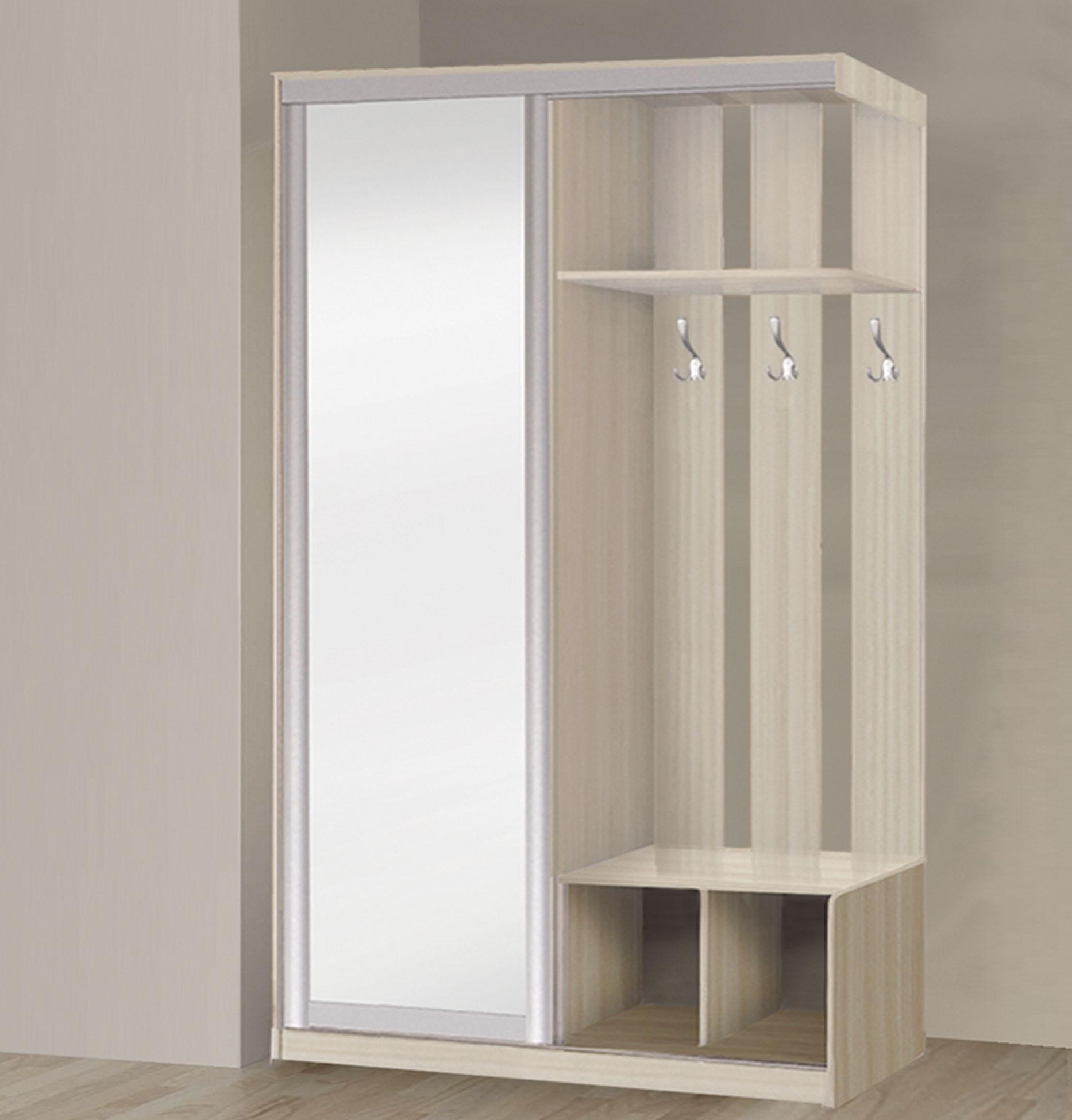 1-дверная прихожая-купе Боровичи-мебель