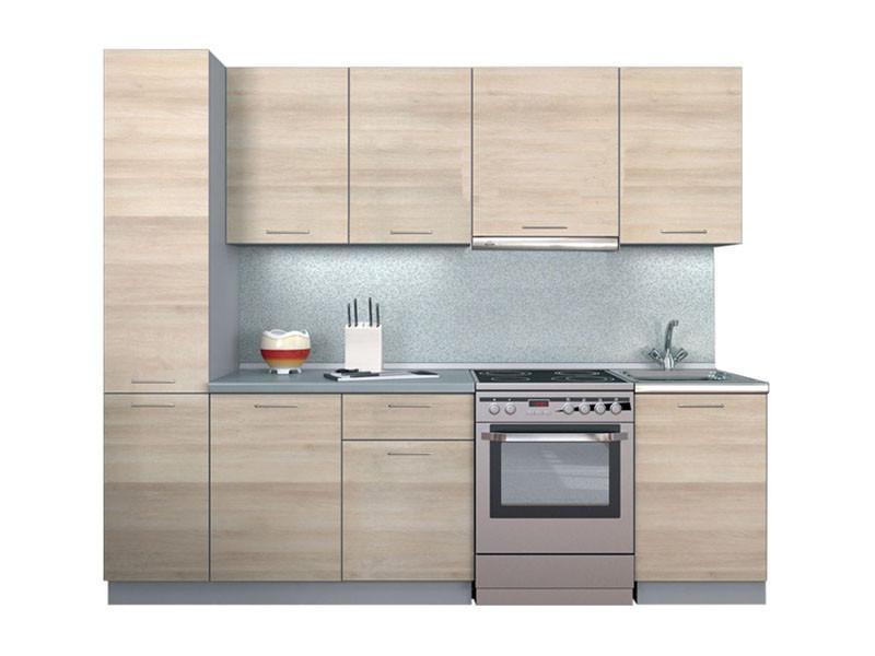 Кухонный гарнитур Симпл 2500 (I категория)