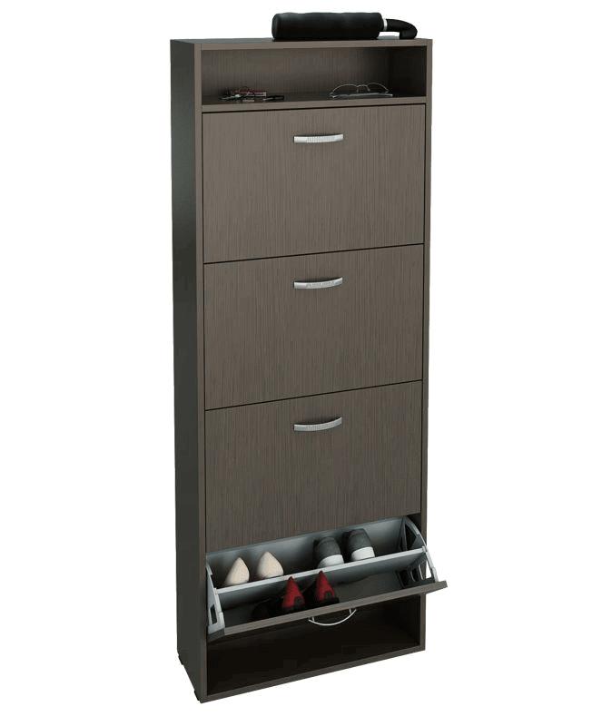 Шкаф для обуви Мастер МФ Милан-27
