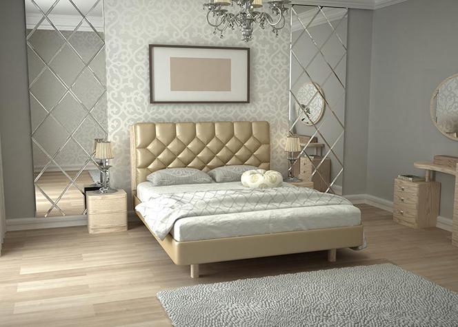 Скидки до 20% на комплект мебели для спальни Торис!