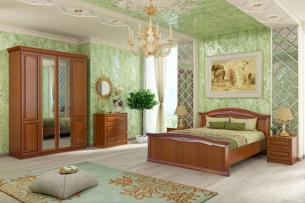 Спальня СтолЛайн Диметра