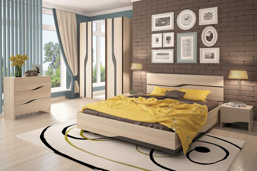 Спальня СтолЛайн Кензо