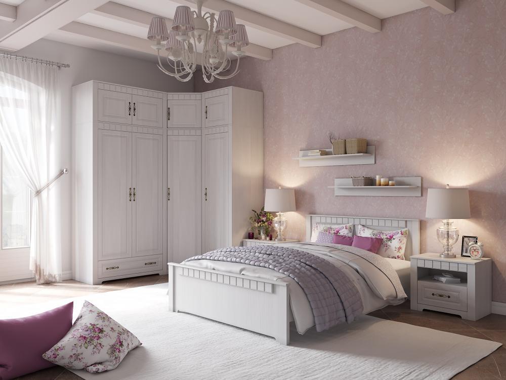 Спальня МебельГрад Прованс
