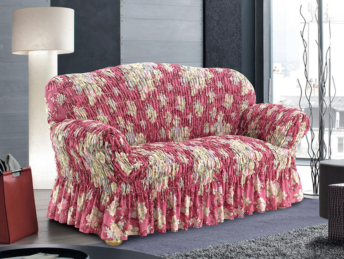 Чехлы на диваны и кресла на резинке   китай