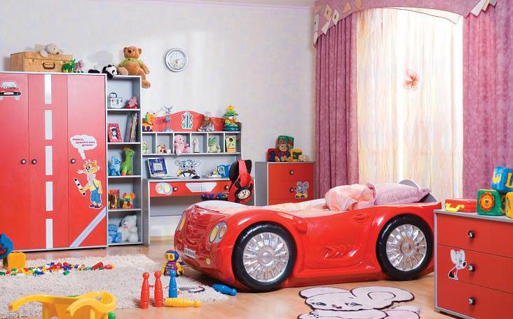 Детская мебель Лео Gerbor