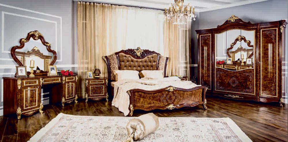Спальня Юг-Мебель Оливия
