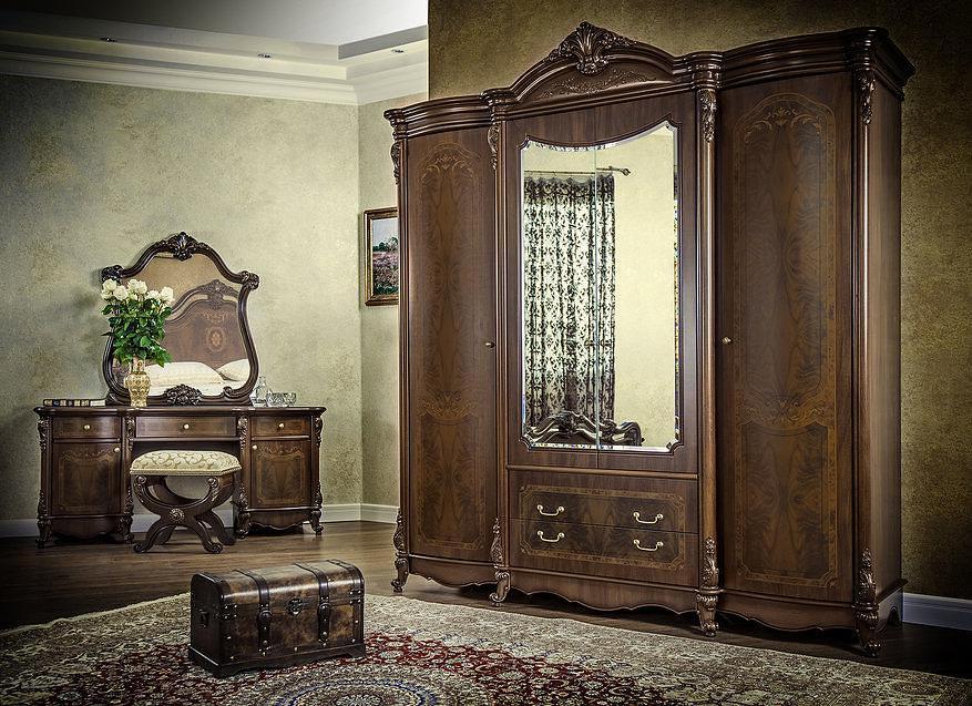 Спальня Юг-Мебель Илона