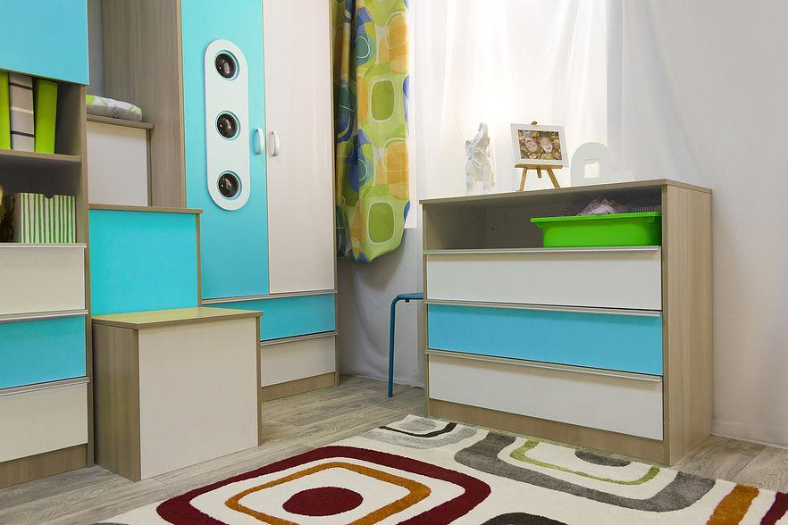 Детская мебель Беби-бум 38 попугаев