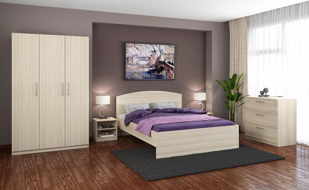 Спальня Боровичи Метод