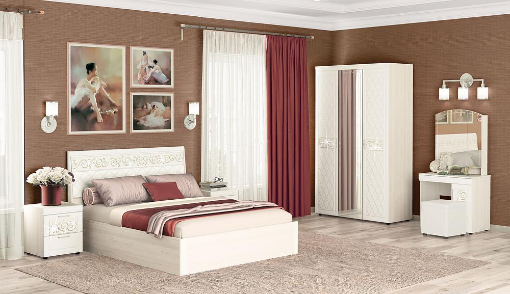 Спальня Витра Тиффани