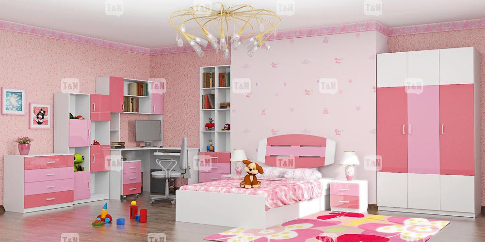 Детская мебель Tomy Niki Emme