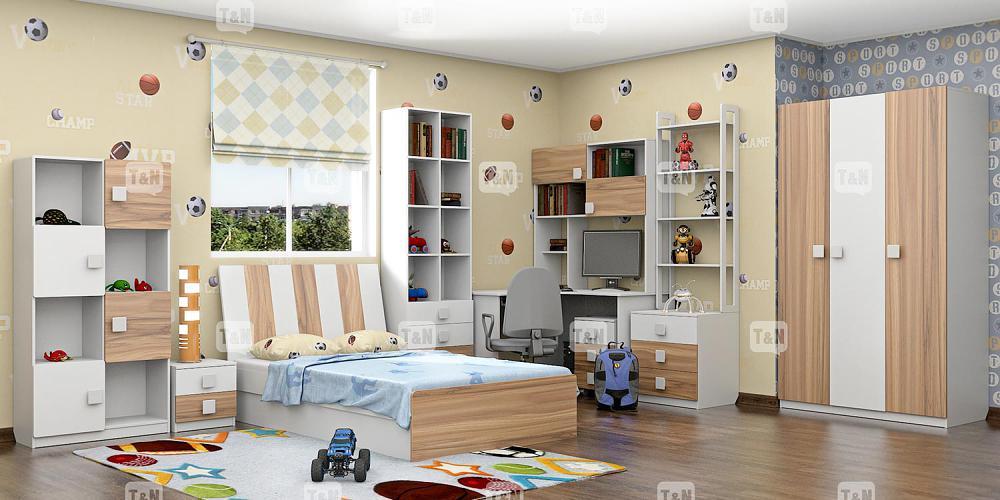 Детская мебель Tomy Niki Lucas