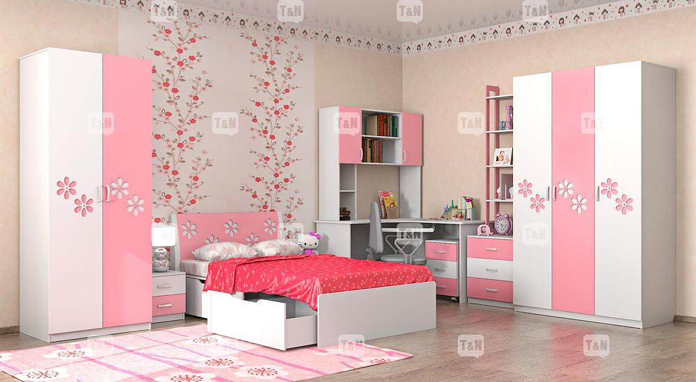 Детская мебель Tomy Niki Flower