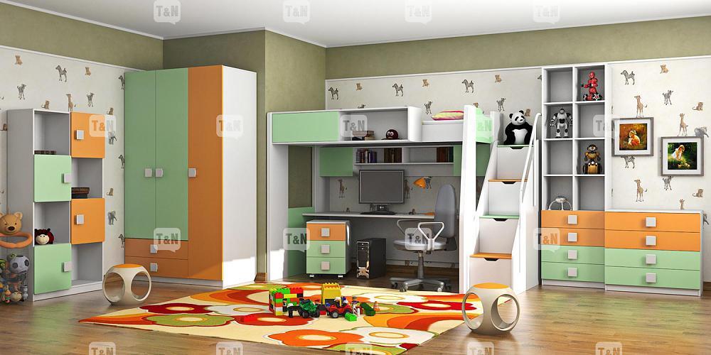 Детская мебель Tomy Niki Tommy