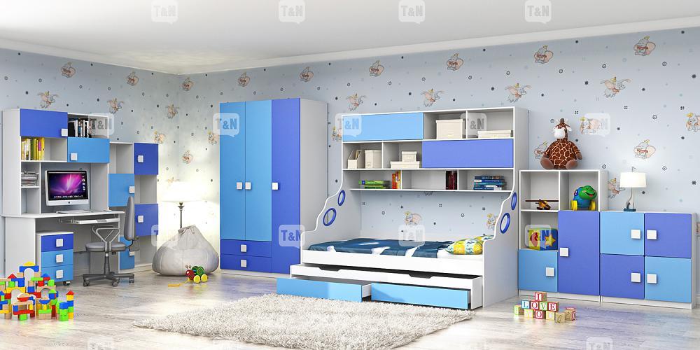 Детская мебель Tomy Niki Pinny