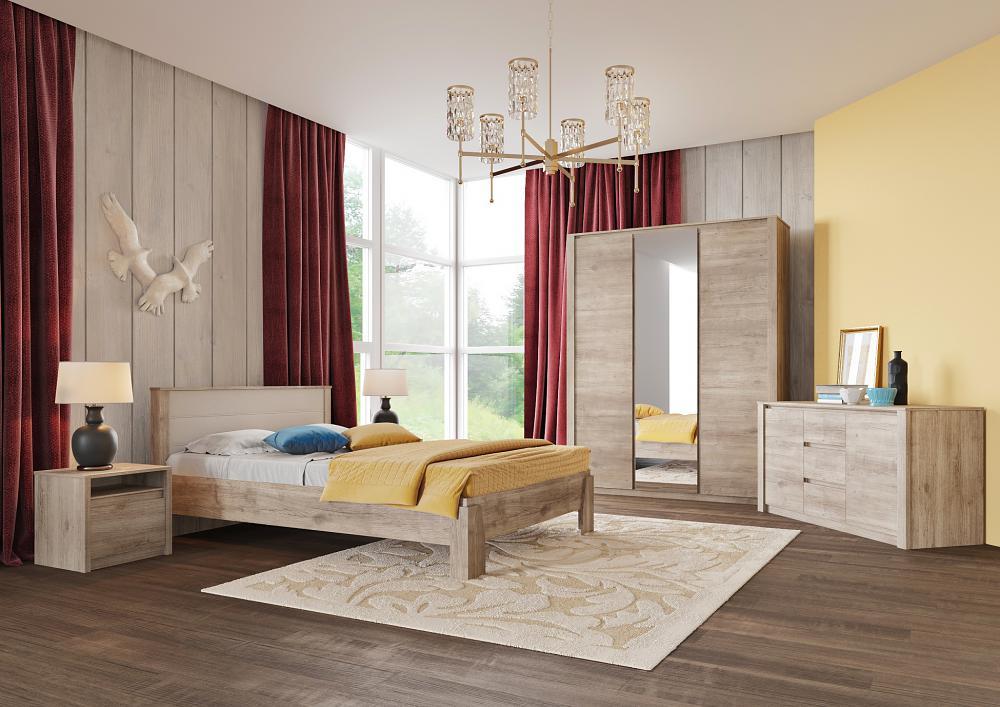Спальня МебельГрад Монте