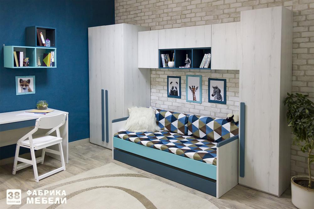 Детская мебель 38 попугаев НьюТон