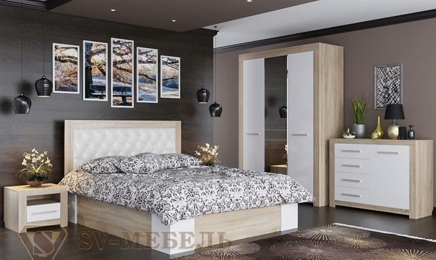 Спальня SV-мебель Лагуна 6
