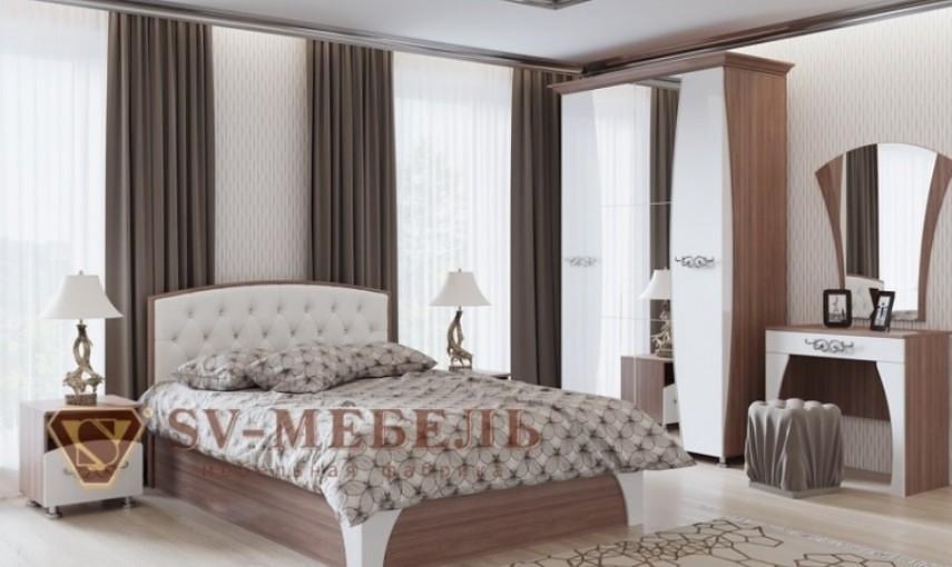 Спальня SV-мебель Лагуна 7