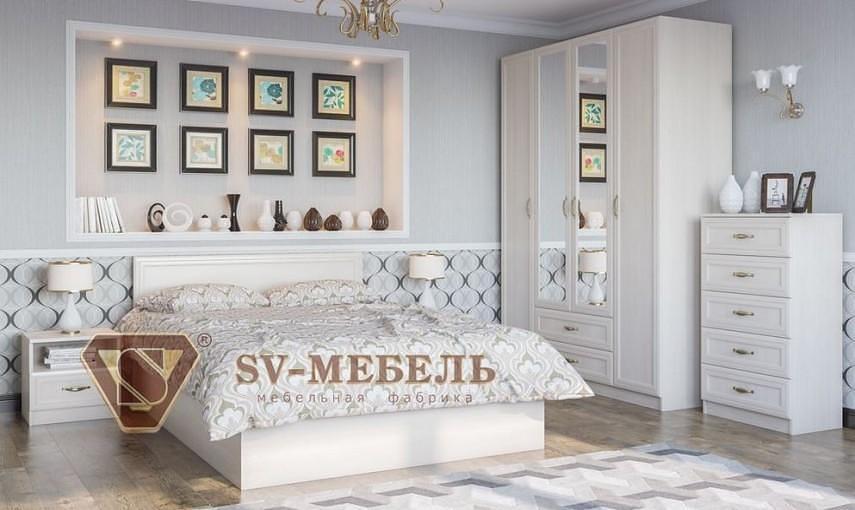 Спальня SV-мебель Вега