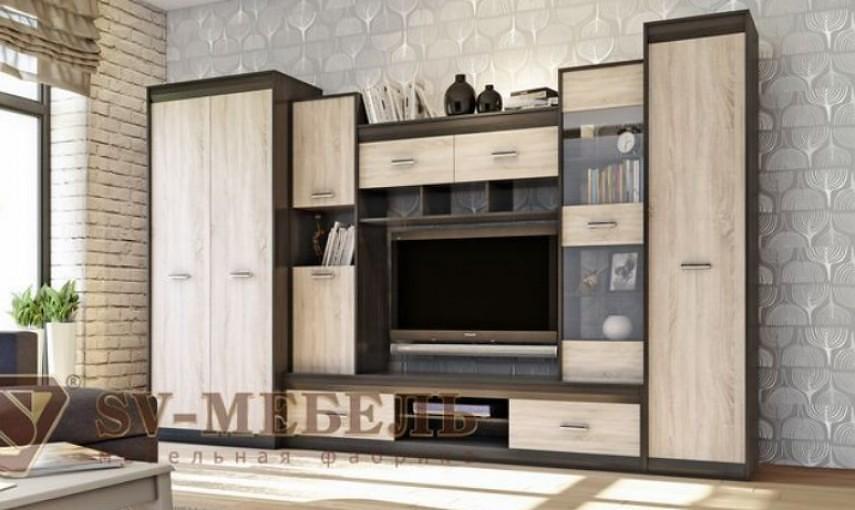 Гостиная SV-мебель Гамма-19