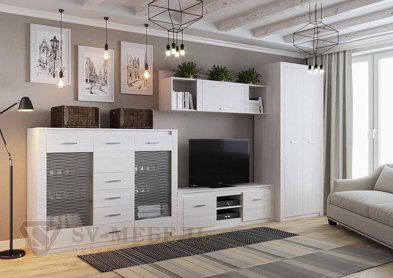 Гостиная SV-мебель Гамма-20