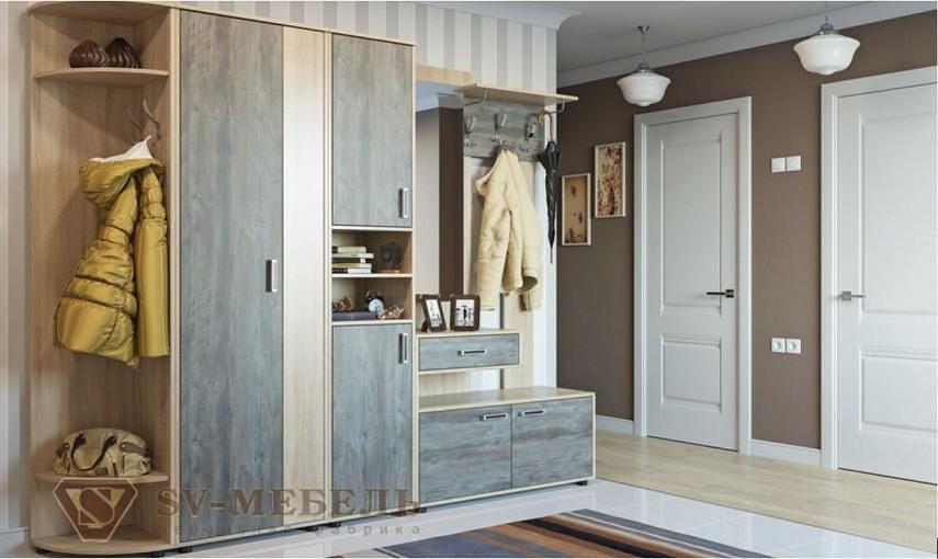 Прихожая SV-мебель Визит-1