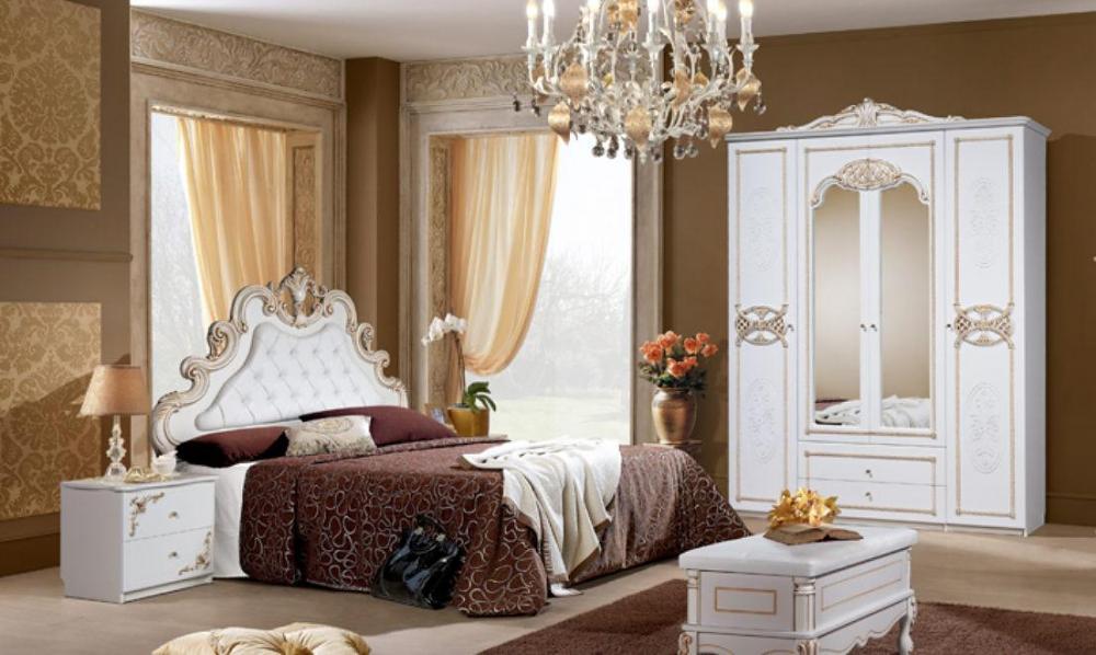 Спальня КМК Розалия