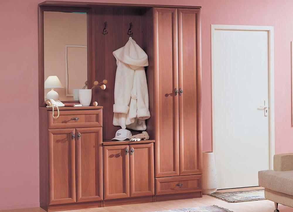 Шкафы купе в прихожую фото Прихожая Оскар столплит