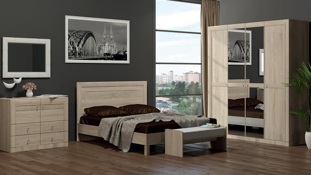 Спальня Корвет МК 50