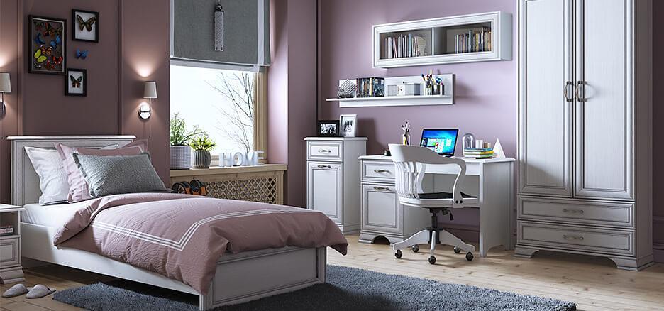 Детская мебель Анрекс Tiffany