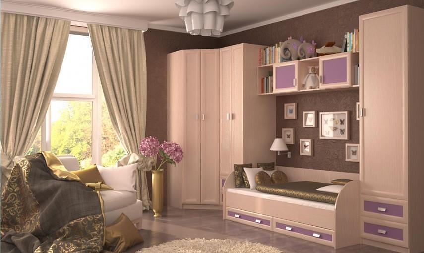 Мебель для детской Santan Элит